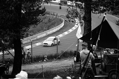 24h Rennen Nrburgring (Tup') Tags: car canon germany lens blackwhite europe body gear places rheinlandpfalz treatment nrburgring canonef70200mmf28lis 24hrennen herschbroich canon5dmarkii klostertalturn