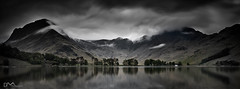 Moody Buttermere (Dave Massey Photography) Tags: lake mountains clouds lakedistrict haystacks cumbria buttermere fleetwithpike
