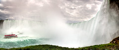 Journey behind the falls. (vinodjohnson) Tags: niagara horsehoe falls