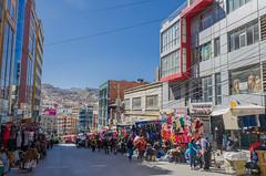 Mercado informal (Andrs Photos 2) Tags: streets bolivia ciudad lapaz calles altiplano sudamerica elalto lasbrujas