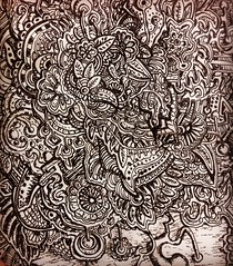 Zentangle doodle (nikita_grabovskiy) Tags: pictures abstract black color art colors collage tattoo modern pen pencil print creativity design sketch cool artwork paint artist pattern arte image artistic drawing contemporary surrealism patterns paintings arts creative picture surreal drawings mandala images dessin tattoos peinture doodle artists painter prints doodles create draw crayon sketches dibujo couleur pintura artworks doodling artista tatuaje paining artiste mandalas tatouage lpiz             zentangle zentangles