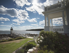 Marshall Point Light - Port Clyde Maine (Jonmikel & Kat-YSNP) Tags: select