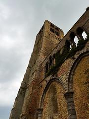 Damme church tower (wellingtonandsqueak) Tags: belgium c1 damme churcg
