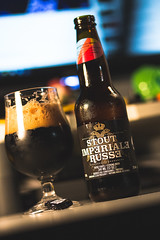 Dunham Stout Imperial Russe (Louis Chiasson) Tags: beer bire imperial stout russe dunham qubec quebec sweet caf coffee colombie canon 6d 85mm
