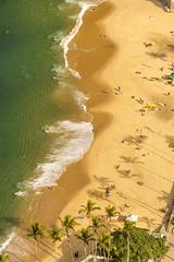 DSC_5757_P (@giovanicordioli | gmcordioli@gmail.com) Tags: brazil praia beach colors beautiful rio brasil riodejaneiro clouds cityscape ceu urca praiavermelha rio2016
