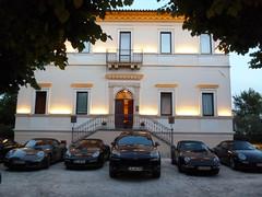 Villa Picena in Colli del Tronto (ullakastner) Tags: porsche villa region landschaft marken adria porscheclub picena mittelitalien