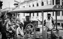 Divergence / Divergencia (Adelobra01) Tags: portrait urban blackandwhite blancoynegro work trabajo nikon colombia retrato streetphotography bn urbano tradition cotidianidad sugarcane tradicin caa guarapo