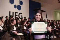 Universidade Federal de Goiás (colacaoufg) Tags: grau federal regional goiânia universidade goiás ufg colação 20152
