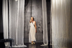 Rehearsal Shot: Sappho (LittleAffenbaby) Tags: vienna theatre sony performance performingarts performing actress acting sappho youngphotographer grillparzer sonyalpha dramaschool actingschool theatreplay igersvienna igersaustria sonyalpha58 viennaphotographer igerstheatre
