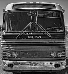 Magic Bus (Jersey JJ) Tags: bw bus silver gm magic d750 nik gmc topaz adjust themagicbus