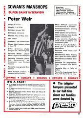 St Mirren vs Tampa Bay Rowdies - 1980 - Page 11 (The Sky Strikers) Tags: street love st tampa bay official exhibition match paisley programme rowdies mirren 25p