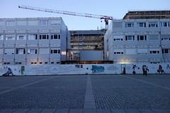 Bebelplatz (Pascal Volk) Tags: berlin berlinmitte baucontainer behrenstrase sonydscrx100
