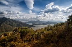 From Mount Cawte (Richard & Sheila) Tags: newzealand morninglight ngc hills marlboroughsounds seanewzealandseamoetapubaymarlborough