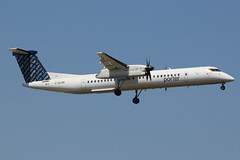 C-GLQQ | DHC-8-402Q | Porter Airlines (cv880m) Tags: newark ewr kewr newarkliberty liberty cglqq dehavilland canada dhc8 dhc8400 dhc8402q dh8 porter porterairlines turboprop