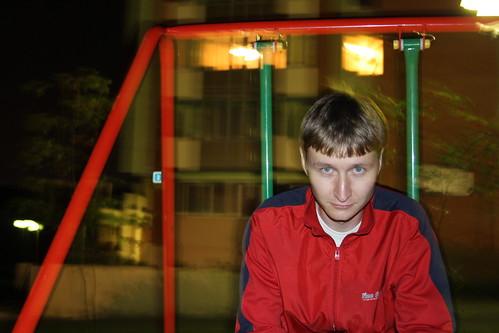 На качелях ©  Arsen Bespalov