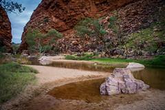 _DSC5801 (Louicio) Tags: sunset red sunrise bush desert alice country central dry australia dirt springs outback
