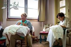 Alinhavados-em-Nisa---Foto-17 (sergiosalgueirosantos) Tags: alentejo alinhavado alinhavados alinhavadosdenisa arte bordado bordados lenis panodealgodo panodelinho rendasdebilros toalhas xailes