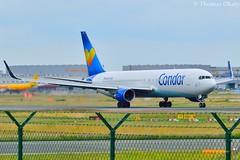 DSC_0830_297 (thokaty) Tags: frankfurt providence boeing condor pvd fra fraport planespotting b767 b767300 eddf startbahnwest dabuh kpvd