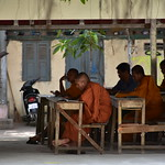 Buddhist Monks Taking Class thumbnail