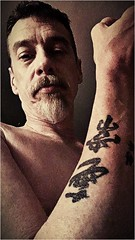 Self portraits for SAFE filter (Ronald (Ron) Douglas Frazier) Tags: male over50 tattoo beard married midwest illinois selfie