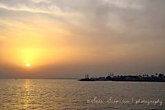 Cyprus sunset (suominensde) Tags: sunset sea sky cloud costa seascape marina landscape puerto coast boat mar seaside twilight barco harbour outdoor pastel horizon cyprus shore cielo serene niko hazy nube horizonte crepsculo puestadelsol sereno chipre brumoso apuntalar d3100