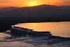 Sunset at Pamukkale...
