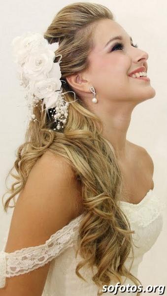 Penteados para noiva 147