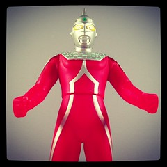 Ultra Seven (WEBmikey) Tags: japan toys ultraman instagram