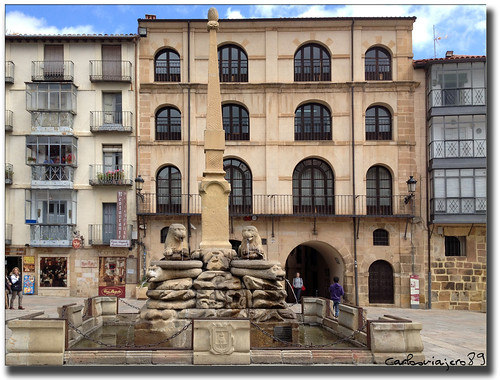 Día 344. Plaza Mayor. Soria