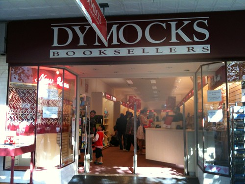 Farewell Dymocks Fremantle