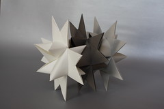 Origami création - Didier Boursin - Stars