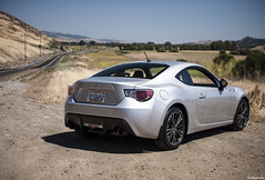 Cruis'n USA (hushypushy) Tags: silver scion 13 86 mudflaps argento frs 2013 debadged usdm zn6