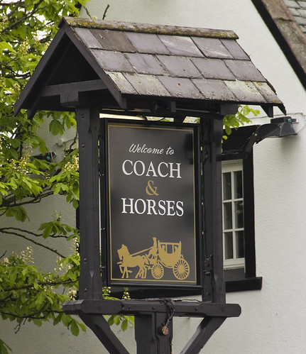Coach and Horses. Kingstown Carlisle