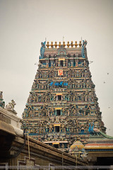 Kapaleeswarar Temple (2) (Pugalenthi Iniabarathi) Tags: city temple evening madras citylife devotion devotional chennai mylapore kapaleeswarartemple d3200 nammachennai pugalenthi mycitychennai mychennai ithunammachennai