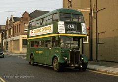 DT660 T113-05 (C) (RLD52) Tags: bus rt dartford aec londoncountry hlx421 rt604 lcbs regentiii