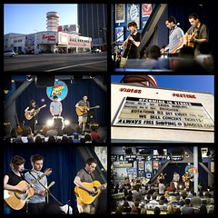 Daughter @ Amoeba Hollywood (picksysticks) Tags: daughter hollywood amoeba amoebamusic diptic dipticapp
