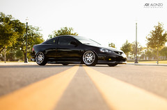 The Road Ahead (dijitil) Tags: car honda low wheels automotive rims import acura integra ame types typer dc5 slammed stance rsx aspec stanced