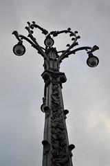 Elektriciteitsmast van de Lalaing, Schaarbeek (Erf-goed.be) Tags: geotagged brussel schaarbeek elektriciteitsmast archeonet jacquesdelalaing geo:lat=508629 tijgermast geo:lon=43808