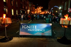 Steeple Street Ignite Providence (Photo by John Nickerson)