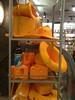 MKE: Cheese Head Hats (Lynn Friedman) Tags: usa sports hat store airport swiss hats milwaukee wi cheddar cheesehead mke lynnfriedman