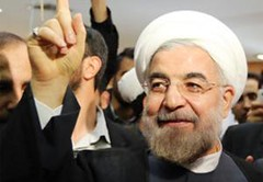 Hassan Rouhani, the new president of the Islamic Republic of Iran. The United States government says it wants to open discussion involving Middle Eastern state's nuclear program. (Pan-African News Wire File Photos) Tags: hassan rouhani