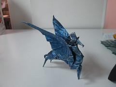 Origami Bogota 2013 (24) (georigami) Tags: paper origami papel papiroflexia