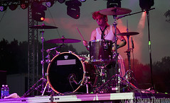 Halestorm- Stars and Stripes Festival @ Freedom Hill- Sterling Heights, MI 6/30/13