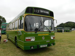 YCD75T Leyland National - Southdown 75 (graham19492000) Tags: 75 alton southdown leylandnational ycd75t