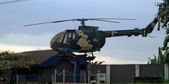 naf helicopter (dotun55) Tags: chopper aviation helicopter nigeria airforce propeller base heliport portharcourt nigerianairforce
