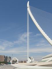 Pont L'assut de l'Or (michael_s_pictures) Tags: valencia ciudaddelasartesylasciencias cityofartsandsciences ciutatdelesartsilesciències pontdelassutdelor