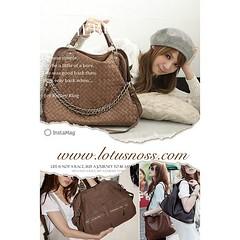 กระเป๋าสวยๆสไตล์เกาหลี ราคาเริ่มต้น625บาท นำเข้าพร้อมส่ง ร้านโลตัสโนสส ของจริงสวยมาก สนใจโทรสั่งที่083-1797221 www.lotusnoss.com, line ID:lotusnoss ถ่ายจากสินค้าจริง #กระเป๋าสวยๆ
