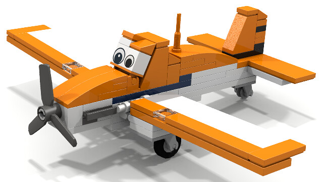 Lego Duplo Planes Dusty And Chug Instructions