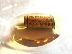 Chateau Palmer vin de Paille!