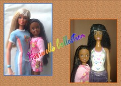 SKIPPER, CASEY AND NICHELLE (horiwells collection) Tags: girl doll yo skipper janet generation rbd nichelle